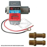 FACET FUEL PUMP, 12V, 30GPH