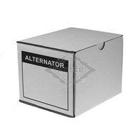 LARGE ALTERNATOR BOX, PRINTED