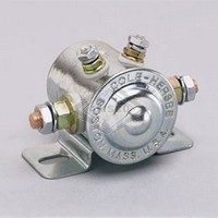 SOLENOID, 24V, 4-T, CONTINUOUS DUTY