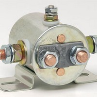 SOLENOID, 12V, 5-T, CONTINUOUS DUTY