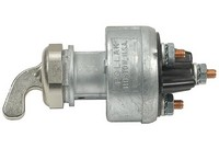 IGNITION SWITCH, 12V, 3-P, 4-T