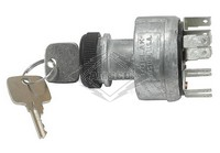 IGNITION SWITCH, 12V, 3-P, 5-T