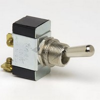 TOGGLE SWITCH, 12-36V, 2-P, 2-T, SPST