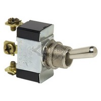 TOGGLE SWITCH, 12-36V, 3-P, 3-T, SPDT