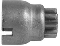 DRIVE BELL & GEAR, 9-T, CW - DR, PL