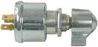 IGNITION SWITCH, 12V, 3-P, 3-T