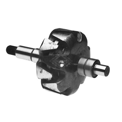 ROTOR, 61A, 12V - DR 10SI TYPE 136