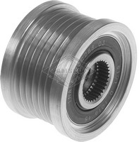 PULLEY, CLUTCH, 6-GROOVE - HT IR/IF