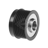 PULLEY, CLUTCH, 6-GROOVE - MT ER/IF