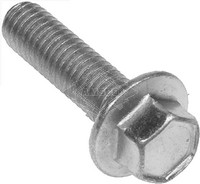 SCREW, M6 X 15MM L