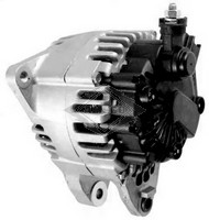 ALTERNATOR, VL IR/IF, 12V, 110A, CW, 6S, 11020