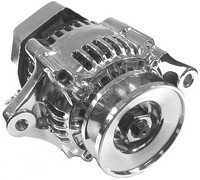 ALTERNATOR, ND IR/IF, 12V, 45A, CW, 1V, 12180