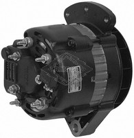 ALTERNATOR, MD IR/EF, 12V, 55A, CW/CCW, 1V, 12751