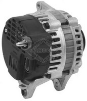 ALTERNATOR, MD IR/IF, 12V, 95A, CW, 4S, 13783