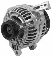 ALTERNATOR, BO ER/IF, 12V, 132A, CW, 6S, 13916