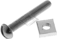 SCREW & NUT KIT