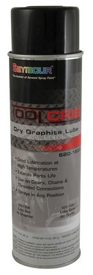 DRY GRAPHITE LUBE, 20 OZ