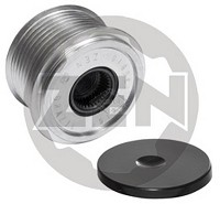 PULLEY, CLUTCH, 8-GROOVE - BO IR/IF